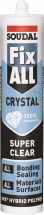 Fix All Crystal Clear Grab Adhesive