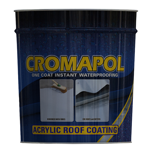 Cromapol Mid Grey Roofing Sealant 5Kg