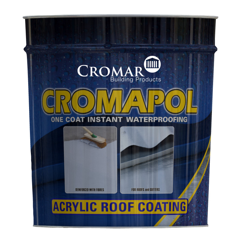 Cromapol Mid Grey Roofing Sealant 20Kg