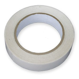 Super Hold Double sided Tape Clear 25mm x 2.5m