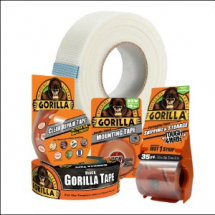 Double sided Tape 50mm x 2.5m Super Clear