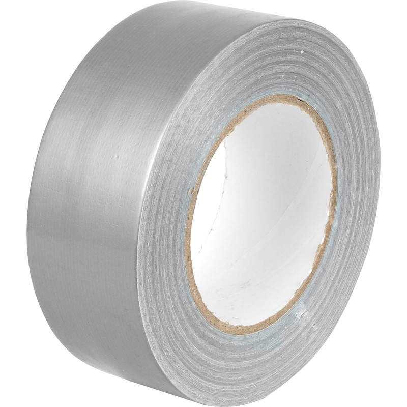 Duct Tape 48mm x 50m Silver