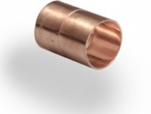 Copper End Feed Coupling 10mm