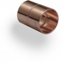 Copper End Feed Coupling 22mm