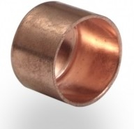 Copper End Feed End Cap 28mm