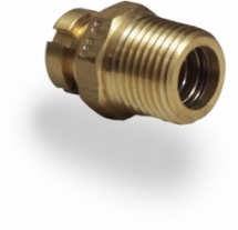 Gas Micropoint Socket 3/8 inch x 1/2 inch thread