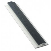 Hollow Soffit H Section Trim Antracite Grey Grain