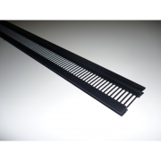 Soffit Vent Strip H Section 5m ANTHRACITE