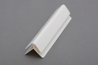 Shiplap 150mm 1 Part Corner Trim White