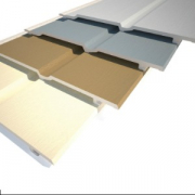 Fortex 2 Part Internal Corner Trim x 3m White