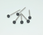 Plastop Nail 65mm Anthracite Grey