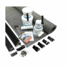Kerb Trim 2.5m Anthracite ClassicBond Sure Edge