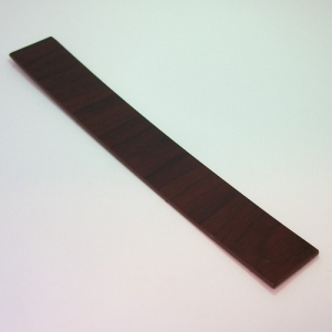 Fascia Large End Cap Rosewood 300mm