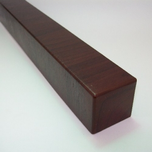 Fascia Single Corner Rosewood