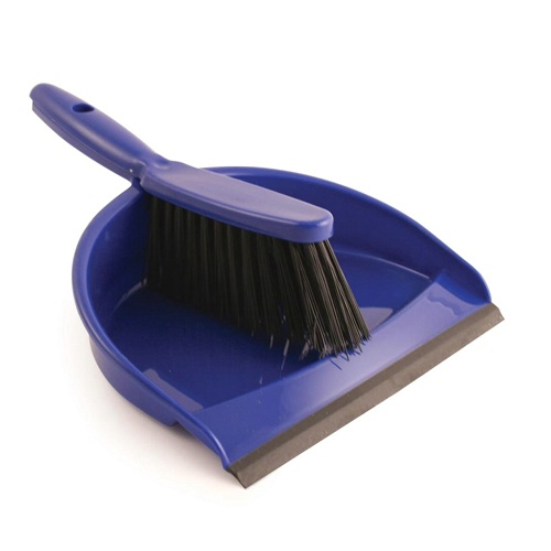 Dustpan and Brush set Plastic