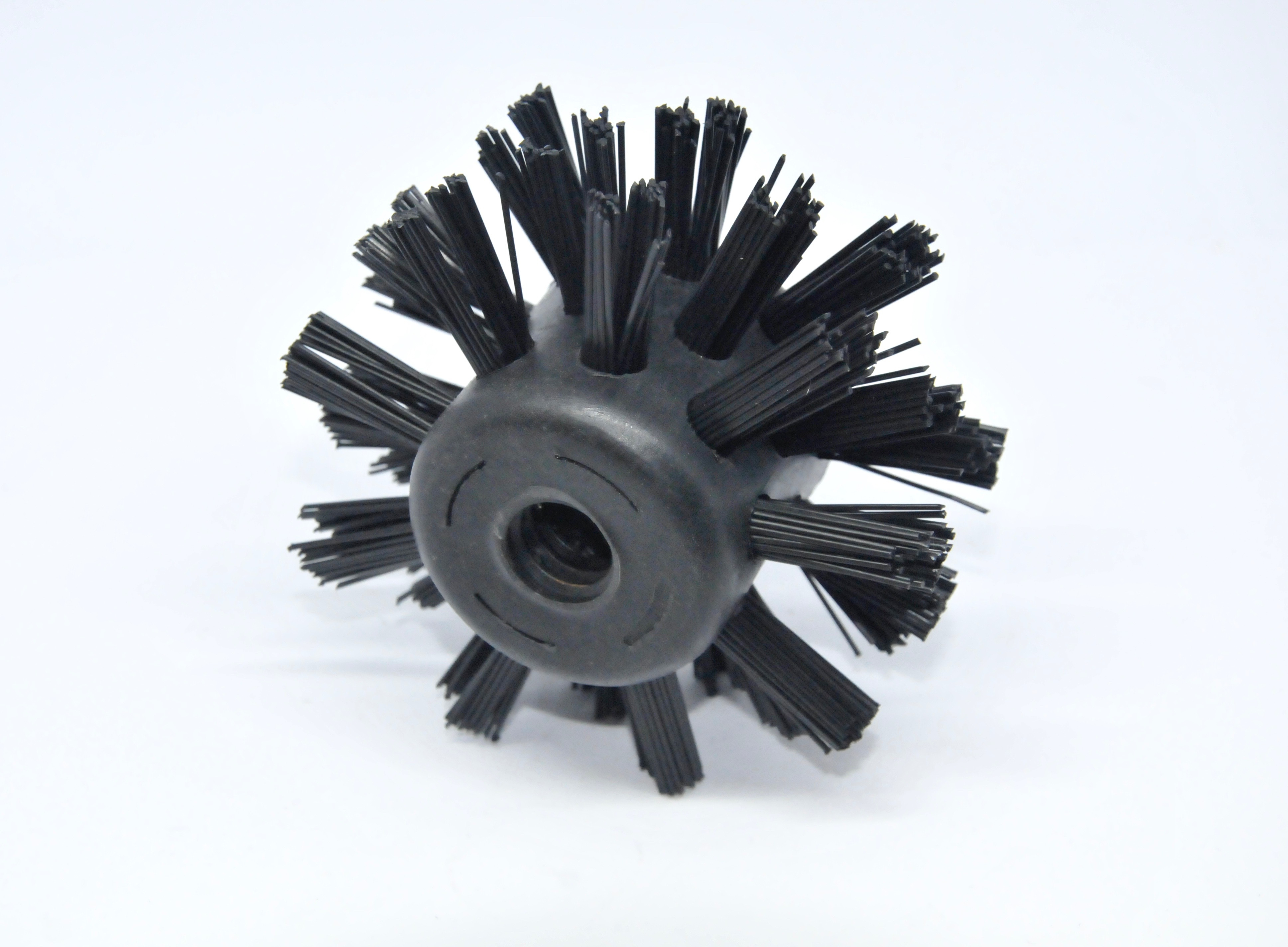 Universal 4 inch Drain Brush for Drain rods