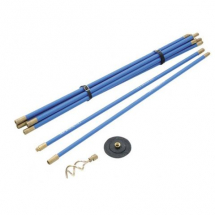 Set of Universal Drain Rods and Fittings