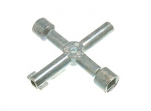 Isle of Man Plus One Meter Gas Electrical box Radiator Key
