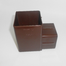 Square 92 Bend Brown