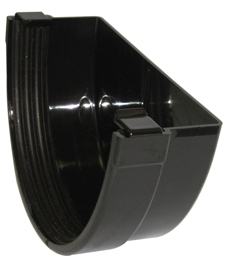 Xtraflo External Stopend Black