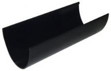 Xtraflo 170mm Gutter 4m Black