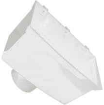 Hi Cap Hopper 80mm White