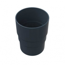 HR Pipe Socket Anthracite Grey