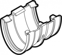 Hi Cap Floating Union Bracket