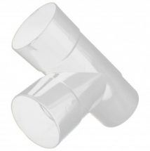 Hi Cap 67.5 Branch 80mm White