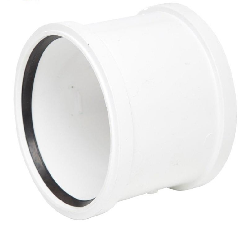RS Coupling 110mm DS White