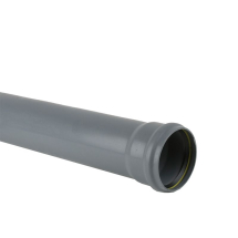 Floplast Universal Internal Pipe Connector Grey Rubber