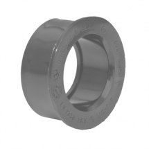 SOLVENT Boss Adaptor 40mm GREY