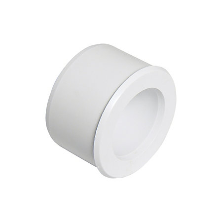 SOLVENT Boss Adaptor 40mm WHITE