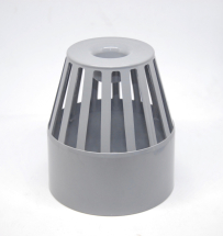RS 110mm Vent Terminal Grey