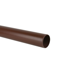 RS Pipe 110mm SS Brown 3m