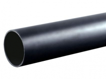 Pipe Pushfit 40mm Black 3m