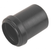 Waste Reducer Pushfit 40 - 32mm Black