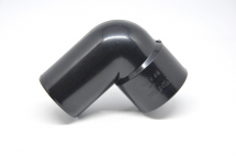 Bend 90 degree Conversion 50mm SOLVENT Black