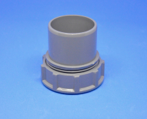 Access Plug 40mm SOLVENT Grey