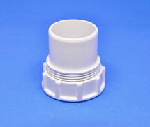 Access Plug 50mm SOLVENT White