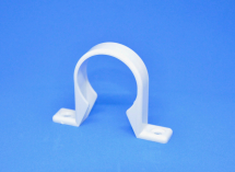 Pipe Clip 32mm SOLVENT White