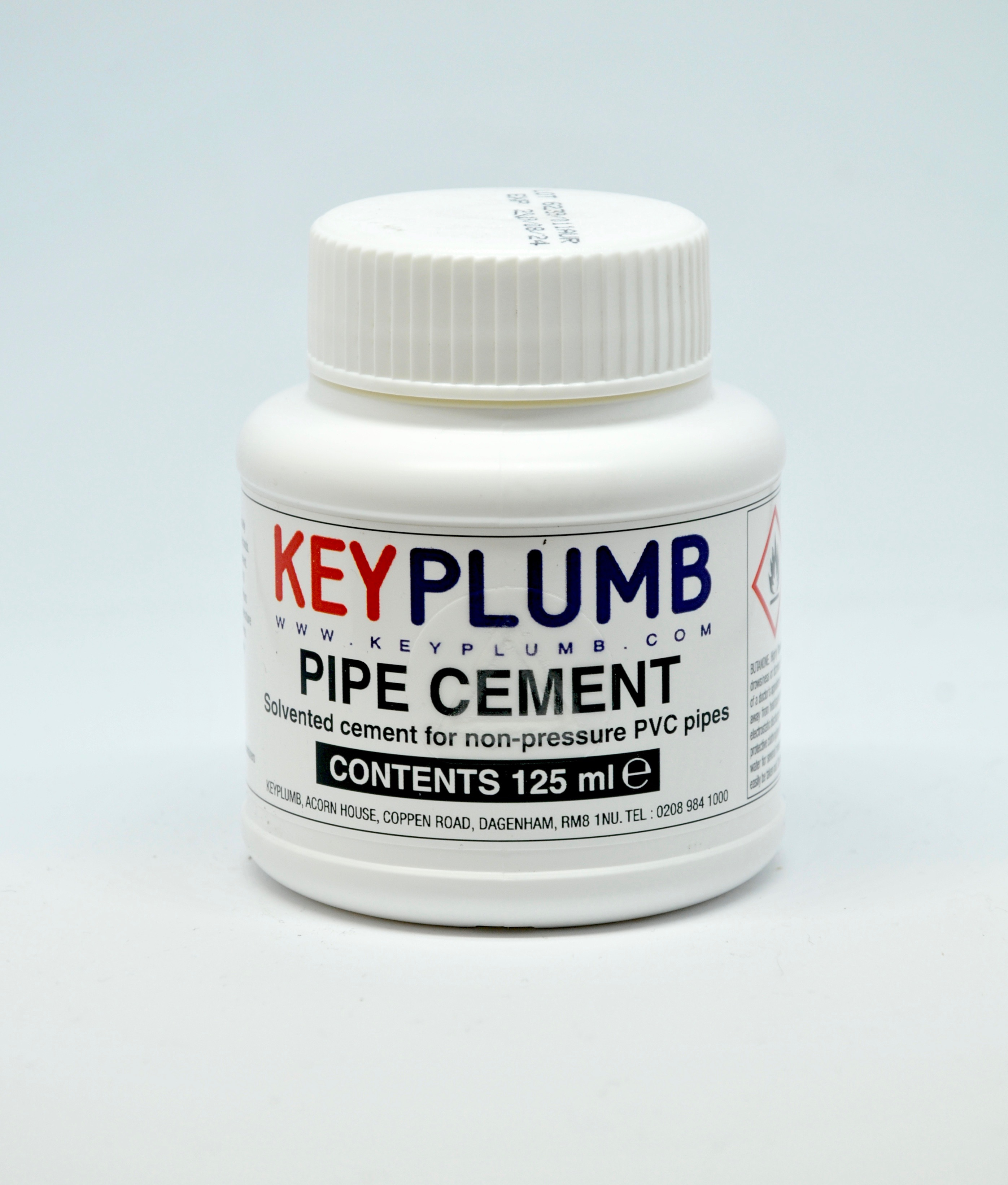 Solvent Cement 125ml