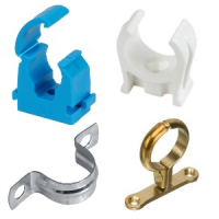 PIPE CLIPS & COLLARS